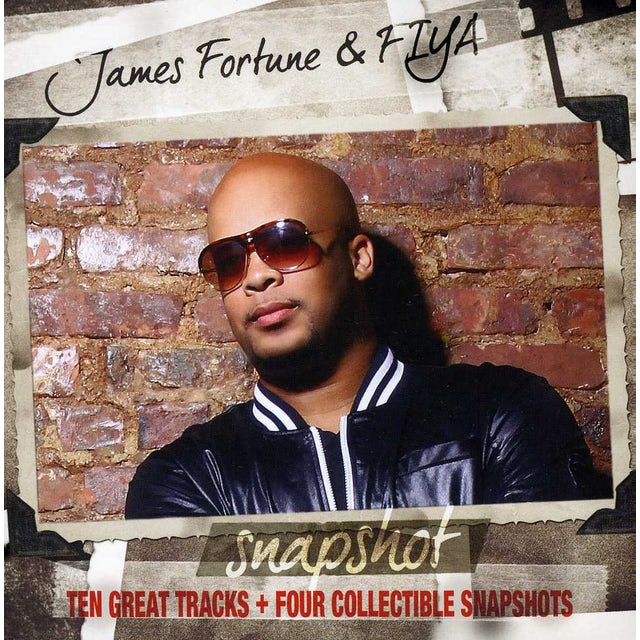 James Fortune & FIYA SNAPSHOT CD