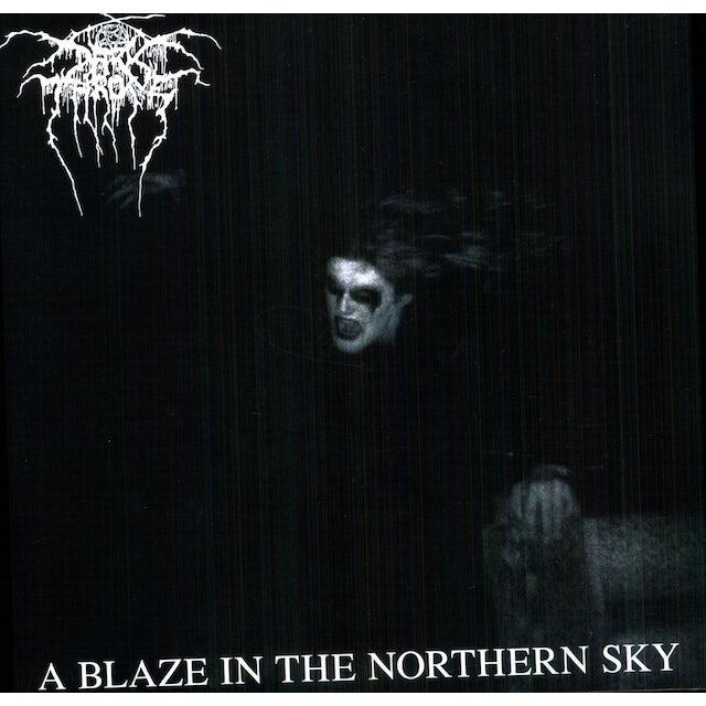 Darkthrone BLAZE IN THE NORTHERN SKY Vinyl Record