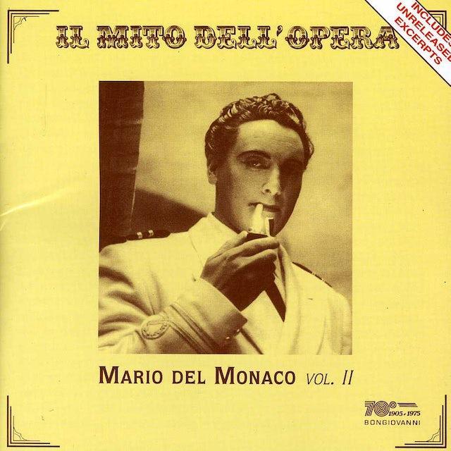 Mario del Monaco MADAMA BUTTERFLY / IL TROVATORE / LA FANCIULLA DEL CD