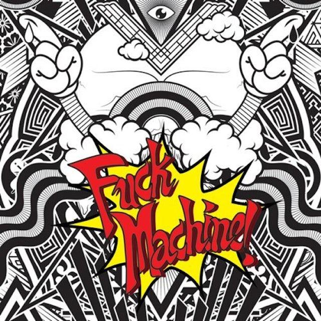 Mindless Self Indulgence FUCK MACHINE CD