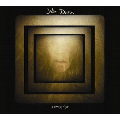 Julie Doiron SO MANY DAYS CD