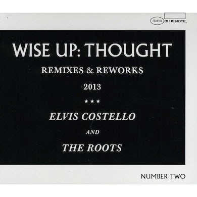 Elvis Costello WISE UP: THOUGHT REMIXES & REWORKS Vinyl Record