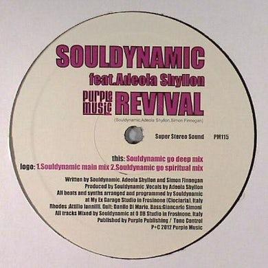 Souldynamic REVIVAL Vinyl Record - UK Release