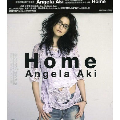 Angela Aki HOME CD
