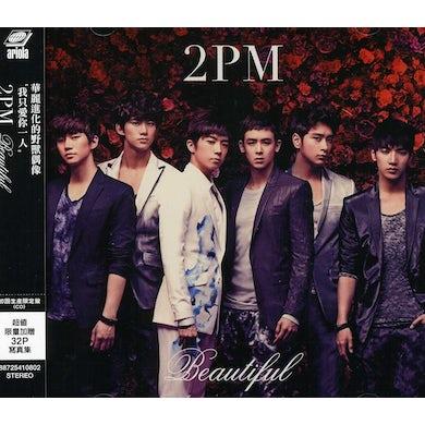 2PM BEAUTIFUL CD