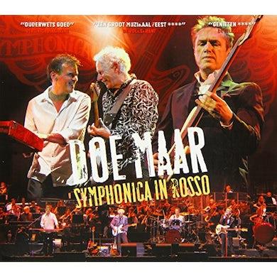 Doe Maar SYMPHONICA IN ROSSO 2012 CD