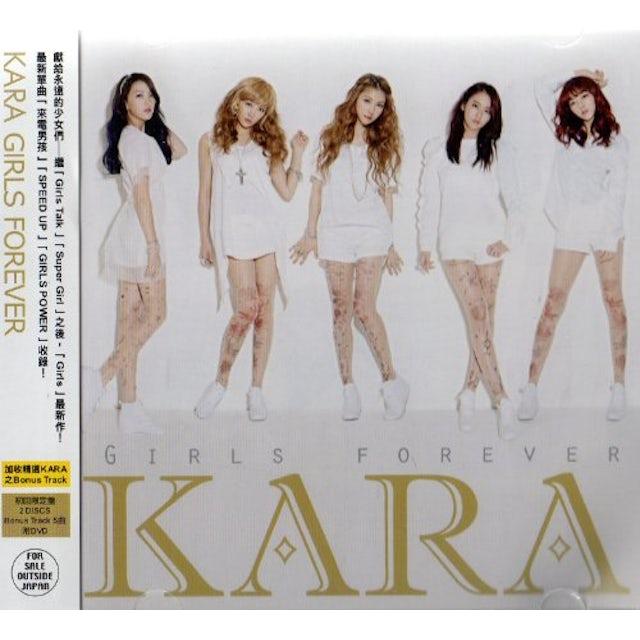 KARA GIRLS FOREVER (LIMITED EDITION) CD