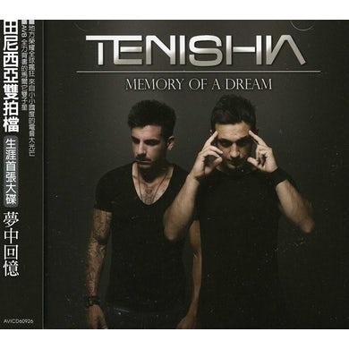 Tenishia MEMORY OF A DREAM CD