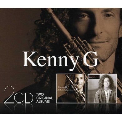 Kenny G AT LAST THE DUETS ALBUM/BRE CD