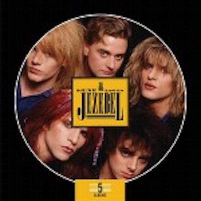 Gene Loves Jezebel 5 ALBUM BOX SET CD