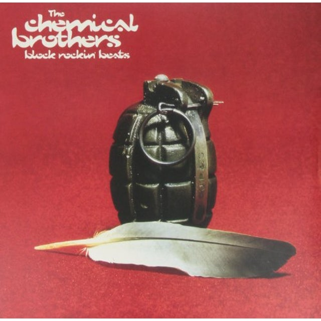 The Chemical Brothers BLOCK ROCKIN' BEATS Vinyl Record