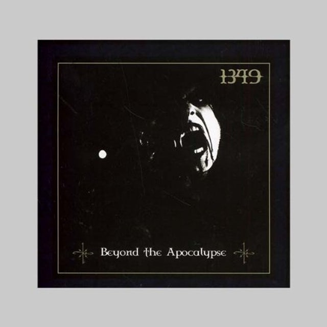 1349 BEYONE THE APOCALYPSE CD