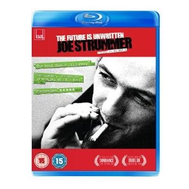 JOE STRUMMER: THE FUTURE IS UNWRITTEN Blu-ray