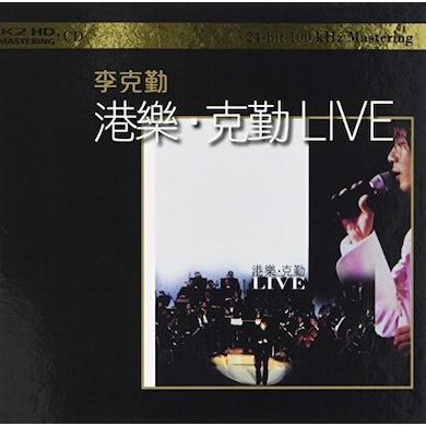 HACKEN LEE LIVE (K2HD MASTERING) CD
