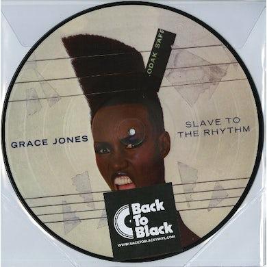 Grace Jones SLAVE TO THE RHYTHM Vinyl Record