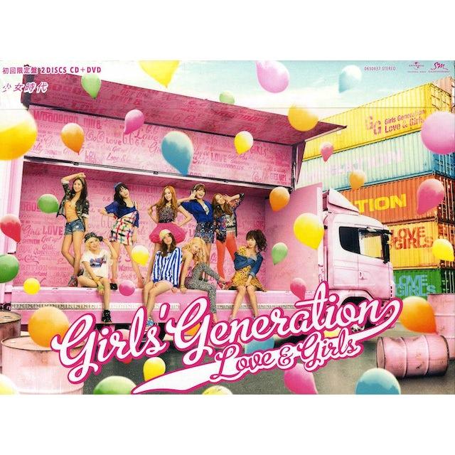 Girls' Generation LOVE & GIRLS CD