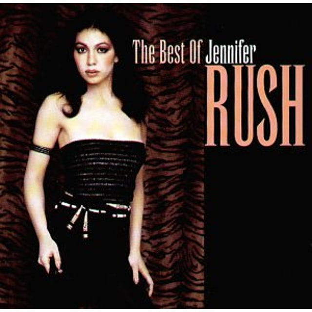 BEST OF JENNIFER RUSH CD