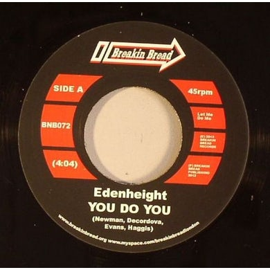 Edenheight YOU DO YOU Vinyl Record