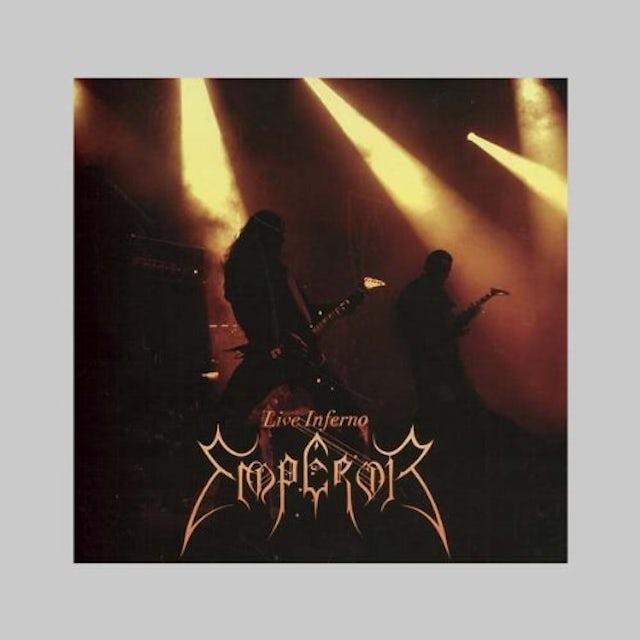 Emperor LIVE INFERNO CD