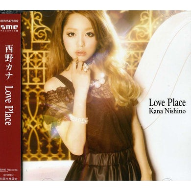 Kana Nishino LOVE PLACE CD