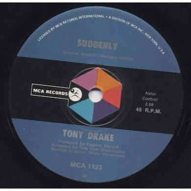 Tony Drake SUDDENLY Vinyl Record - UK Release