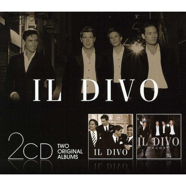 IL DIVO/ANCORA CD