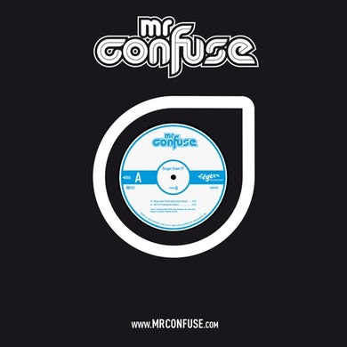 Mr. Confuse BOOGIE DOWN EP Vinyl Record - UK Release