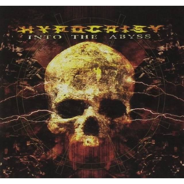 Hypocrisy INTO THE ABYSS CD