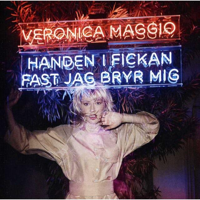Veronica Maggio HANDEN I FICKAN FAST JAG BRYR MIG CD