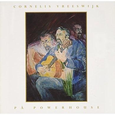 Cornelis Vreeswijk PA POWERHOUSE LIVE CD