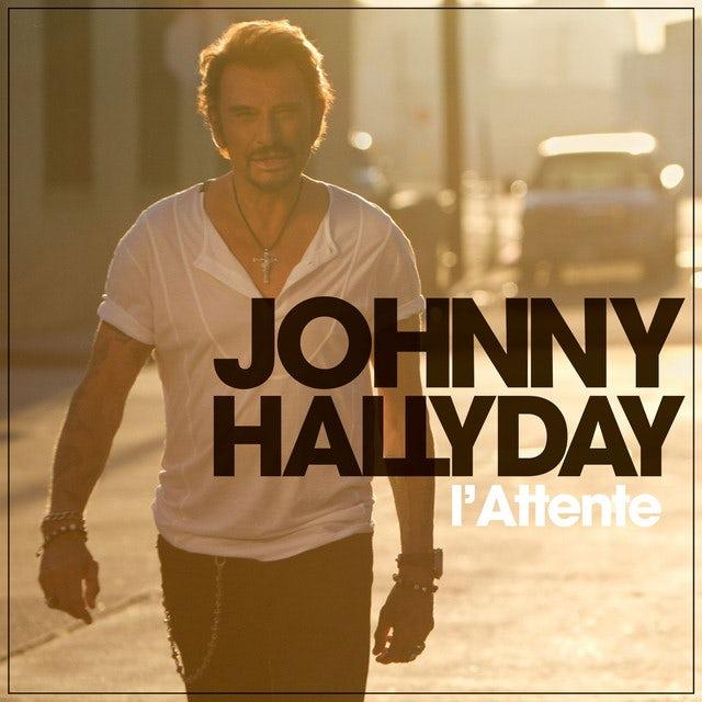 Johnny Hallyday L'ATTENTE Vinyl Record