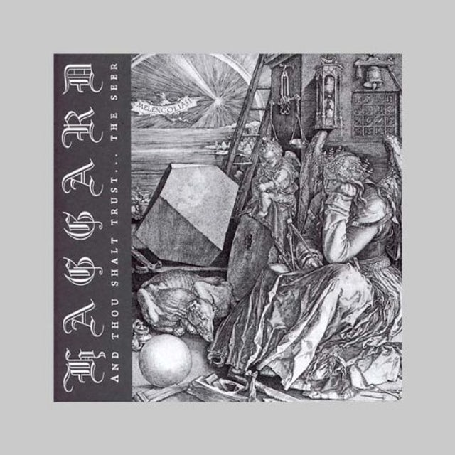 Haggard AND THOU SHALT TRUST THE SEER CD
