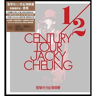 Jacky Cheung 1/2 CENTURY TOUR CD