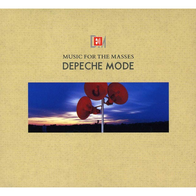 Depeche Mode MUSIC FOR THE MASSES: COLLECTOR'S EDITION CD