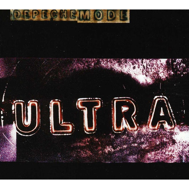 Depeche Mode ULTRA: COLLECTOR'S EDITION CD
