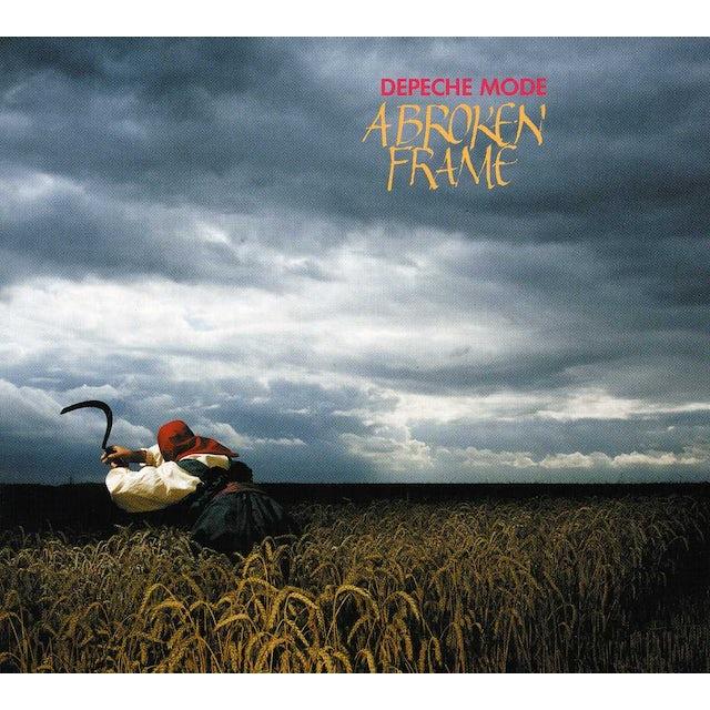 Depeche Mode BROKEN FRAME: COLLECTOR'S EDITION CD