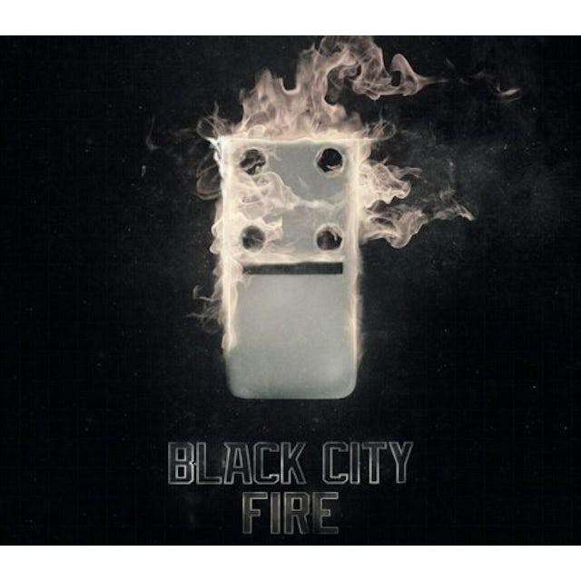 Black City FIRE Vinyl Record - Holland Release