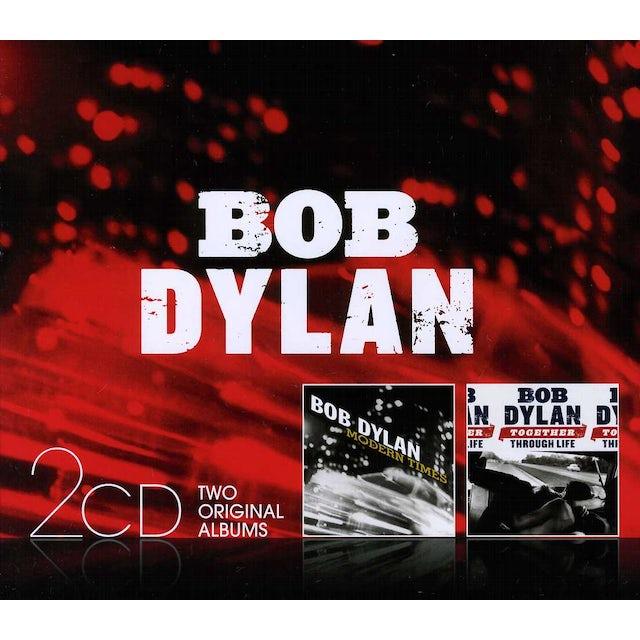 Bob Dylan MODERN TIMES/TOGETHER THROUGH LIFE CD
