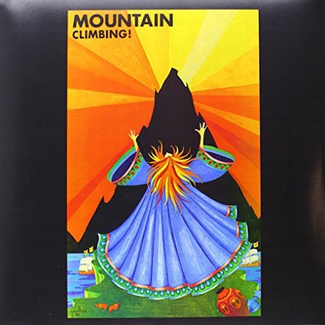 Mountain CLIMBING Vinyl Record - UK Release