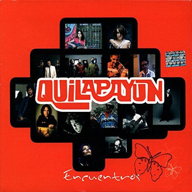 Quilapayun ENCUENTROS CD