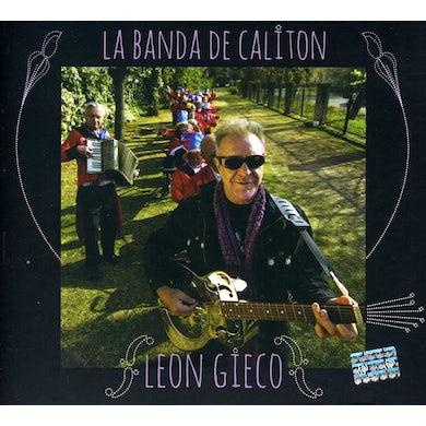 Leon Gieco LA BANDE DE CALITON-POR PARTIDA SIMPLE CD