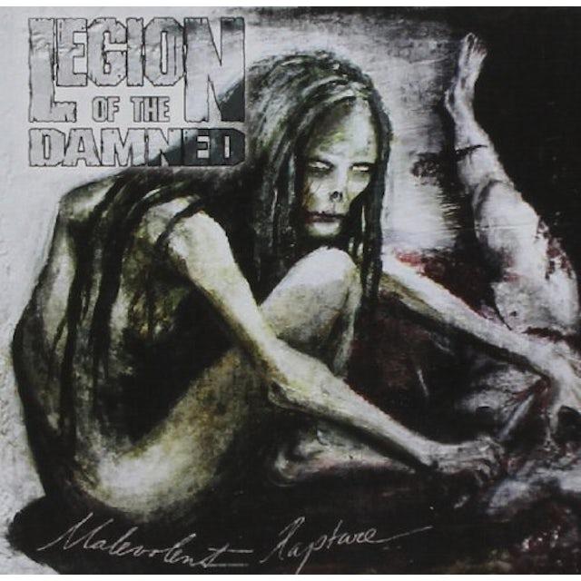 Legion Of The Damned MALEVOLENT RAPTURE CD