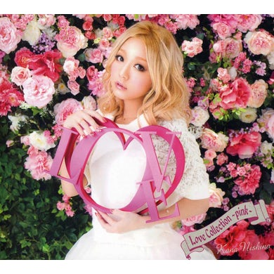 Kana Nishino LOVE COLLECTION CD