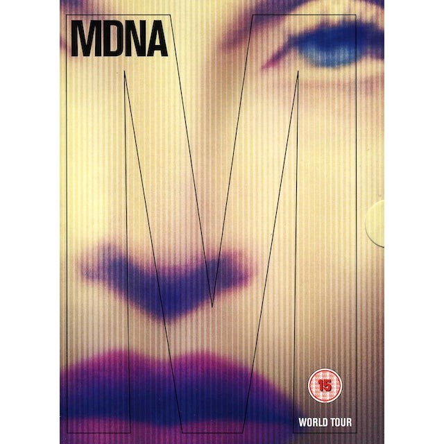 Madonna MDNA WORLD TOUR: DELUXE CD