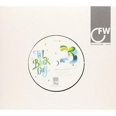 Tall Black Guy MON AMIE DE'TROIT Vinyl Record - UK Release