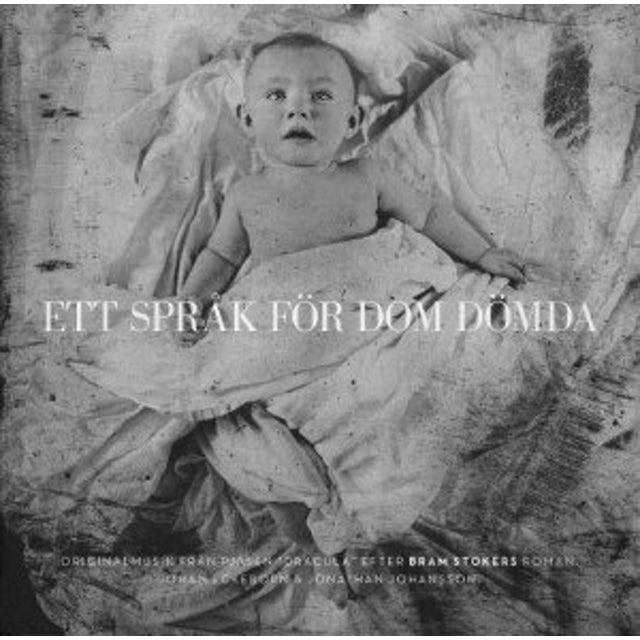 Jonathan Johansson ETT SPRAK FOR DOM DOMDA CD