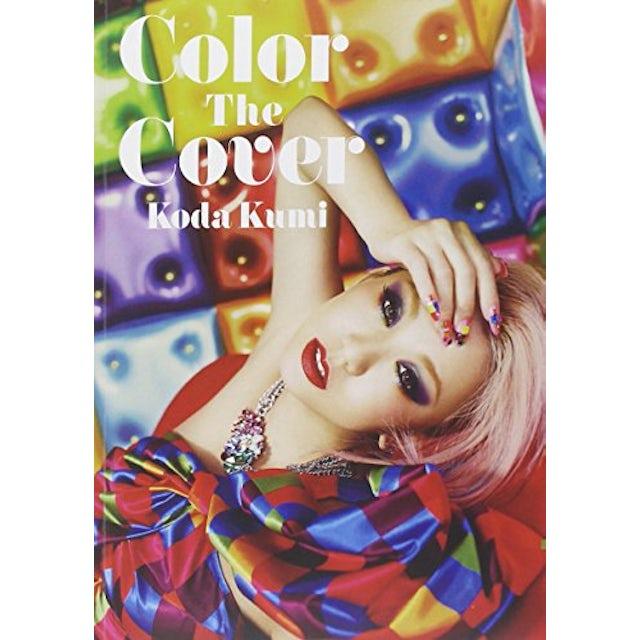 Kumi Koda COLOR THE COVER CD