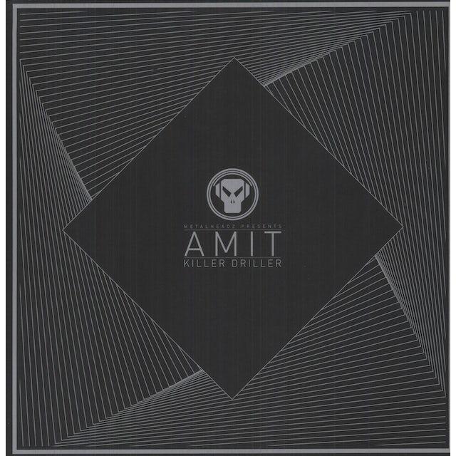 Amit KILLER DRILLER/COLOR BLIND Vinyl Record - UK Release