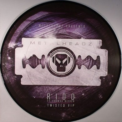Rido TWISTED VIP Vinyl Record