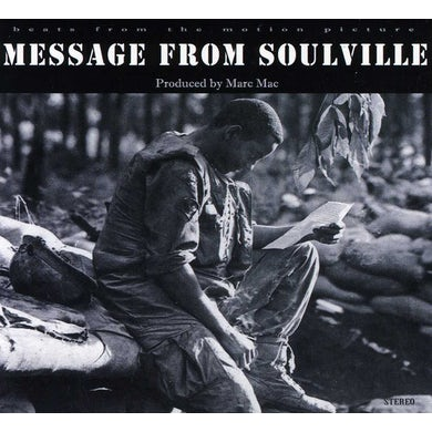 Marc Mac MESSAGE FROM SOULVILLE CD